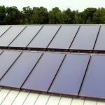 Solar Hot Water at Osprey Wilds