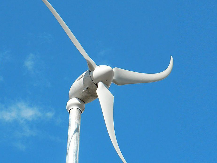 Wind Generator at Osprey Wilds