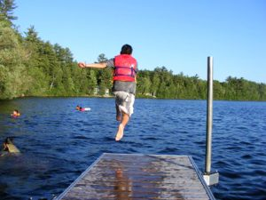 Summer camps at Osprey Wilds
