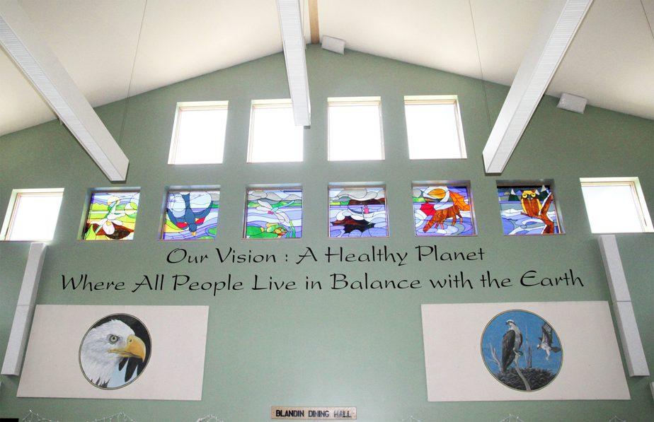 Blandin Dining Hall at Osprey Wilds