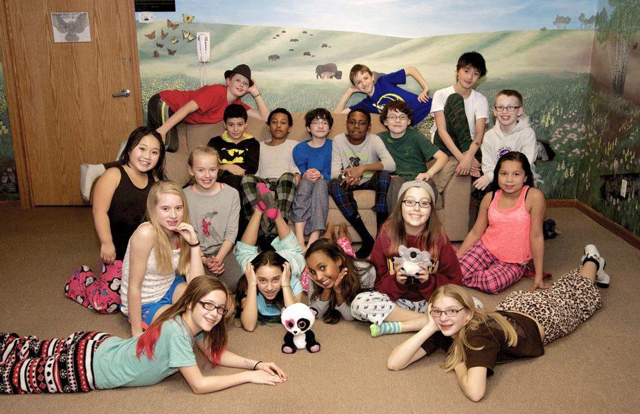 Residential K12 field trips to Osprey Wilds