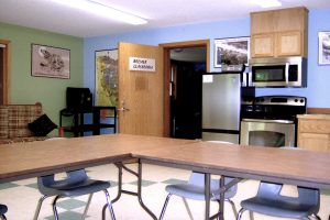 Bremer Classroom at Osprey Wilds