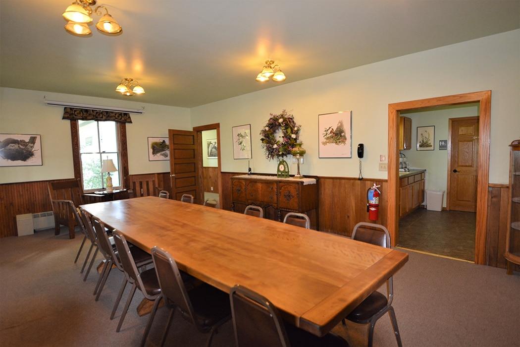 Schwyzer Lodge at Osprey Wilds