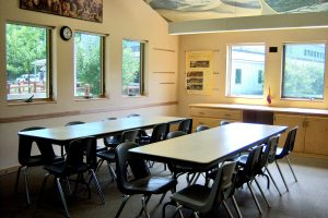 International Classroom at Osprey Wilds