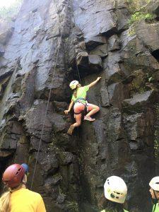 Rocks, Ropes & Rafts summer camp at Osprey Wilds