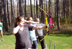 Archery at Osprey Wilds