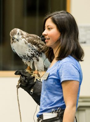 Osprey Wilds wildlife outreach programs